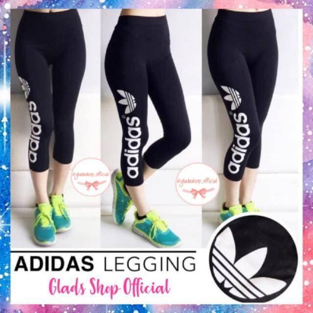 Jual Celana Legging Olahraga Wanita Import Celana Senam Terlaris Jakarta Pusat Birrola Sport Tokopedia