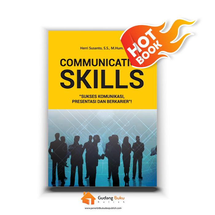 Jual Communication Skills Kab Sleman Vinividi Book Tokopedia