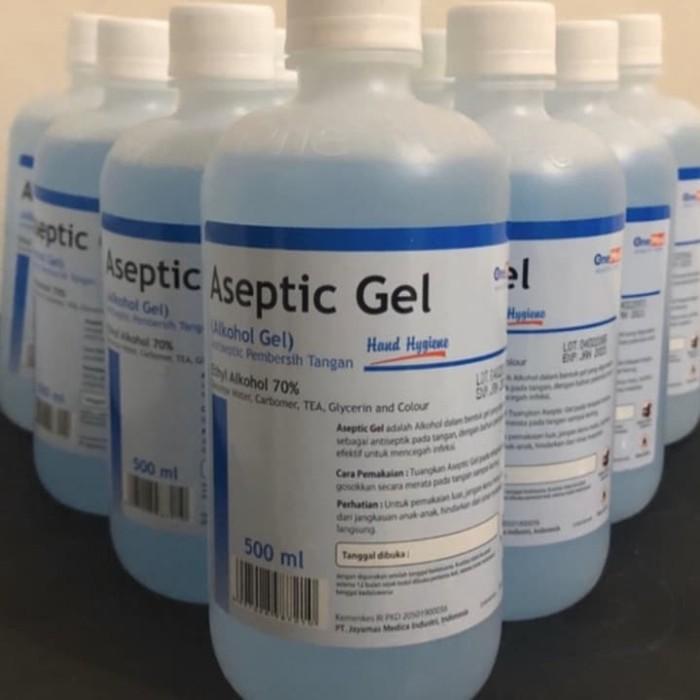 Foto Produk One Med Hand Sanitizer 500 ml Refill dari EJ shoppe