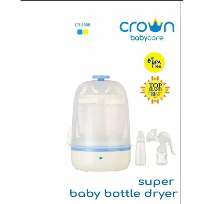 Foto Produk CROWN PENGERING BOTOL BABY SUPER CR 5888 dari Rinz baby and kids
