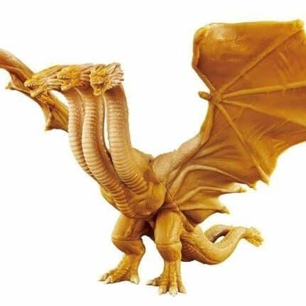 Foto Produk Mainan Godzilla King of Monster 2019 Monster Zero King Ghidorah Figure dari Larizt Shop