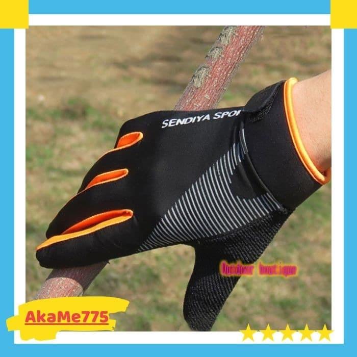 Foto Produk Sarung Tangan Motor Sepeda MTB Touchscreen Pria Outdoor Sport SENDIYA dari AkaMe775