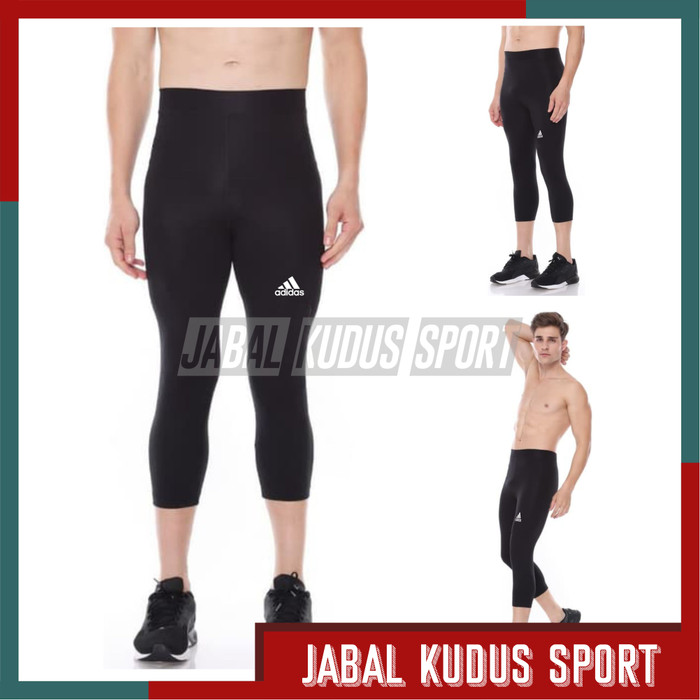 Jual Adidas Legging Pria Fitness Futsal Bola Celana Sport Pria Gym Sepeda Kota Bandung Jabal Kudus Sport Tokopedia