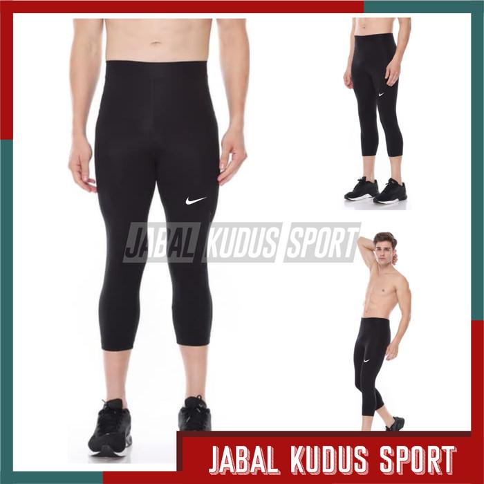 Jual Nike Legging Pria Fitness Futsal Bola Celana Leging Sport Pria Lari Kota Bandung Jabal Kudus Sport Tokopedia