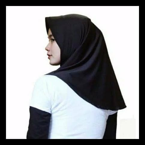 Jual Hijab Sport Kerudung Olahraga Volly Bahan Jersey Cabe Jakarta Selatan Aaron Olshop Tokopedia