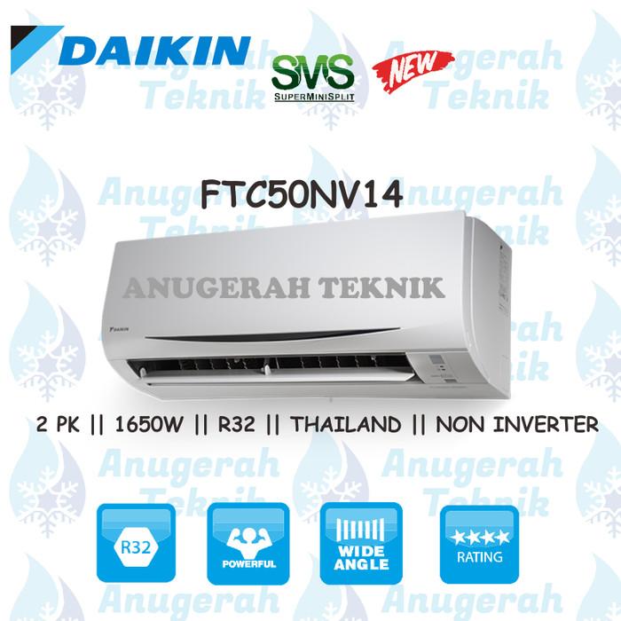 Promo Ac Split Daikin 2 Pk 2pk R32 Thailand Non Inverter