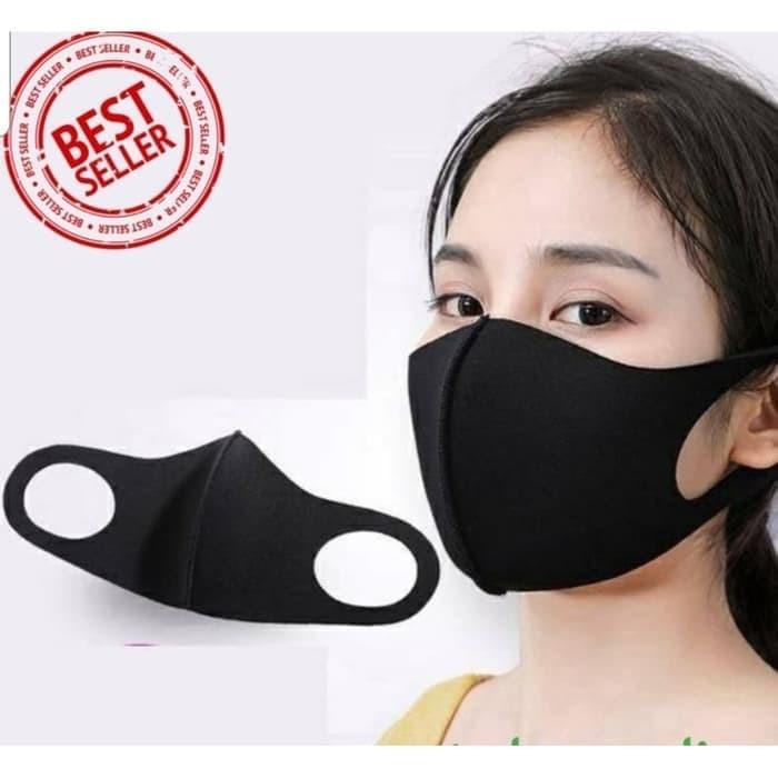 Foto Produk MASKER SCUBA MODEL KOREA anti virus bisa dicuci ulang anti debu dari rejeki shop