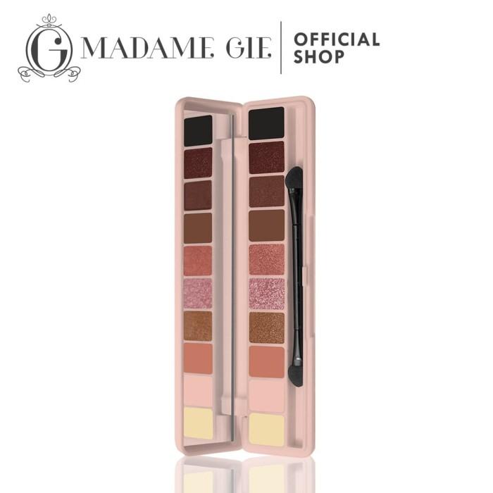 Foto Produk Madame Gie Eyeshadow Moondust Temptation No 02 dari Madame Gie Official
