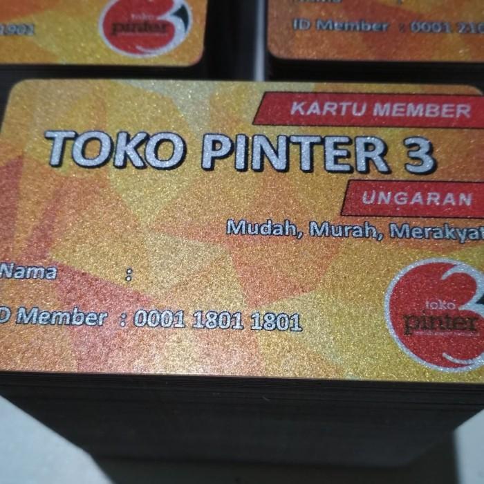 Foto Produk ID Card Murah (Silver) dari Lekas Jaya