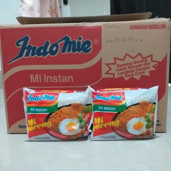 Jual Indomie Goreng 1 Dus Via Gojek Kab Bogor Gwenonline
