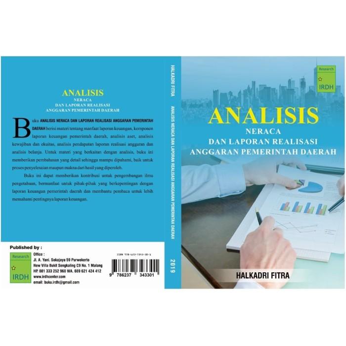 Jual Buku Analisis Neraca Dan Laporan Realisasi Anggaran Pemerintah Daerah Kab Malang Buku Irdh Tokopedia