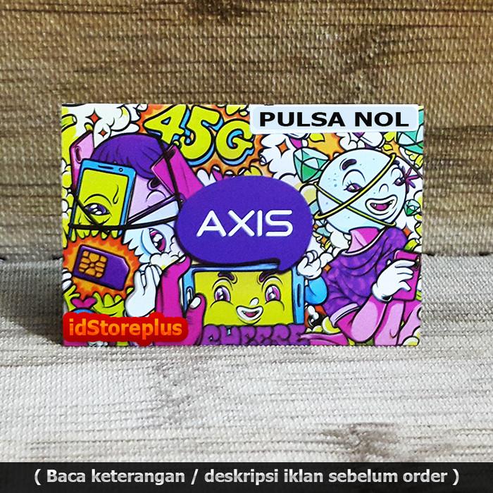 Foto Produk Kartu Perdana Axis dari idStoreplus
