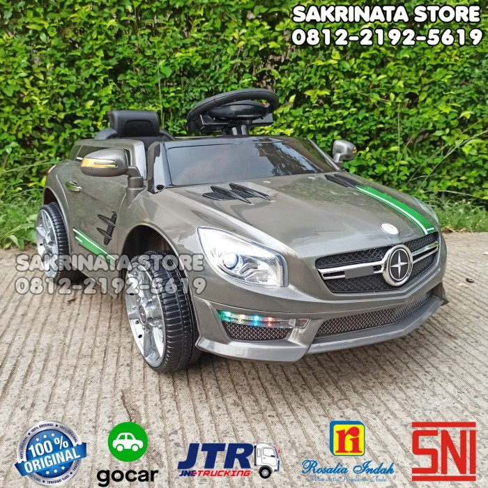 Foto Produk Mainan Anak Mobil Aki Murah Moraine dari sakrinatastore