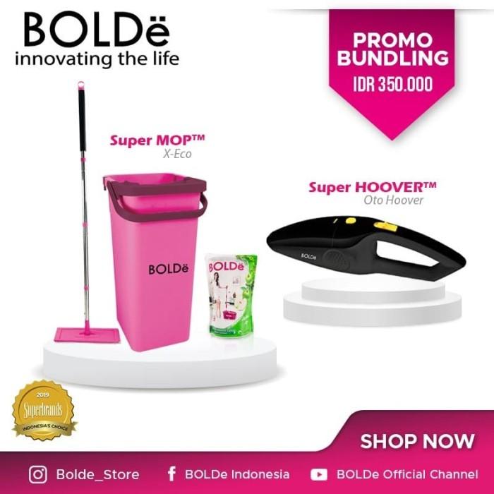 Foto Produk BOLDE Exclusive Bundling Package A dari BOLDe Official Store
