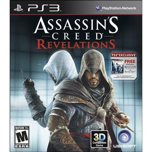 Jual Ps3 Assassins Creed Revelations Jakarta Barat Sadu Wear