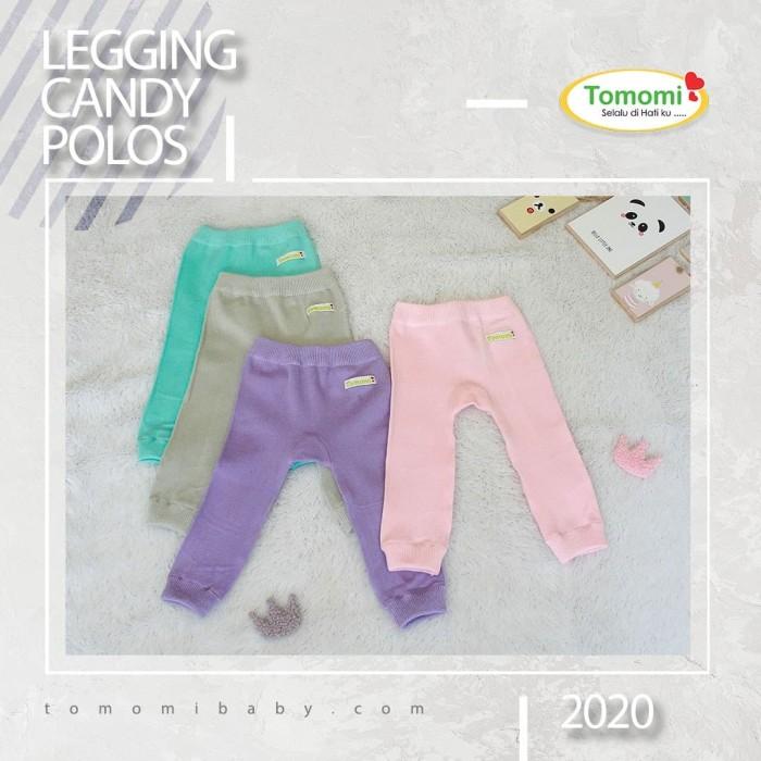 Foto Produk Legging Candy Polos - Ungu dari Tomomi Baby Wear