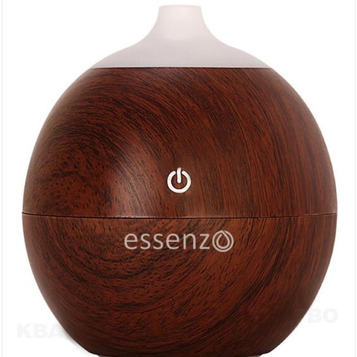Foto Produk Essential Oil Diffuser - Essenzo Annais Wooden Diffuser dari officemart