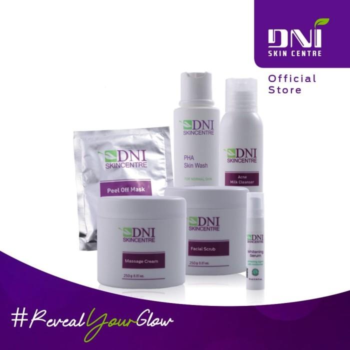 Foto Produk DNI Facial Complete Package dari dni skin centre