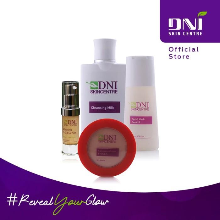Foto Produk DNI Anti Aging Complete Package dari dni skin centre