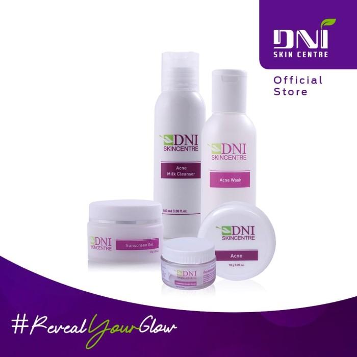 Foto Produk DNI Acne Complete Package dari dni skin centre