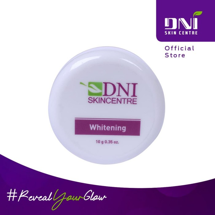 Foto Produk DNI Whitening Night Cream (HHQM) dari dni skin centre