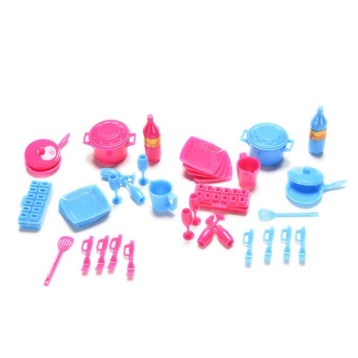 Jual Bayar Di Tempatmainan Dapur Mini Alat Alat Masak Untuk Barbie Jakarta Barat Dhea02 Store Tokopedia