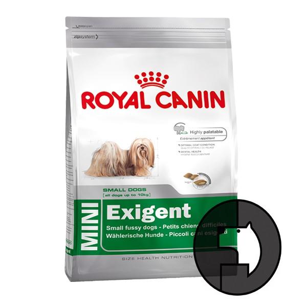 Foto Produk EXP 09 JUL 20 royal canin 2 kg dog mini exigent dari F.J. Pet Shop