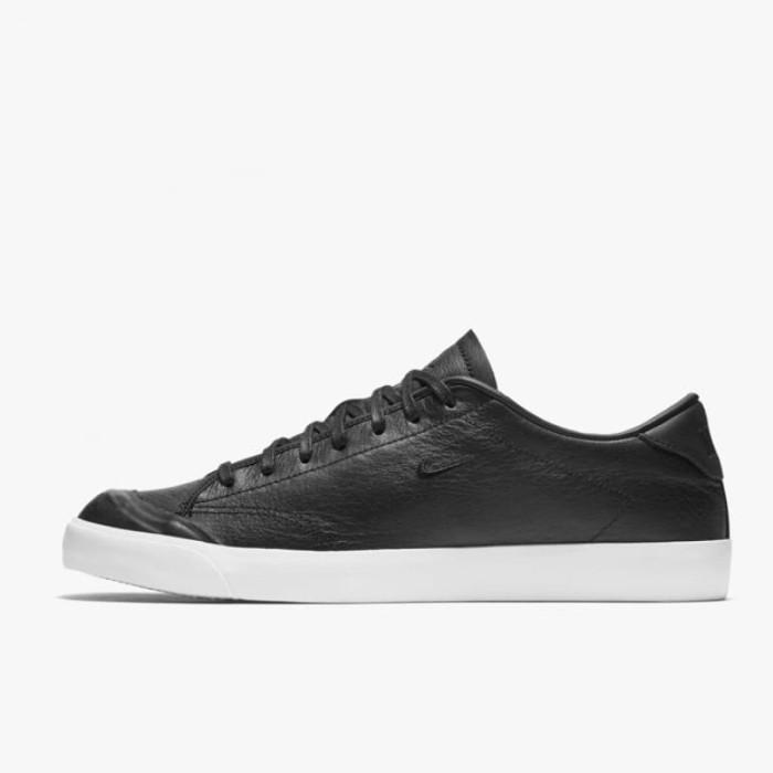 Alaska Principiante sentido  Jual Nike All Court 2 Leather Black - Kota Bekasi - MasterShop352 |  Tokopedia