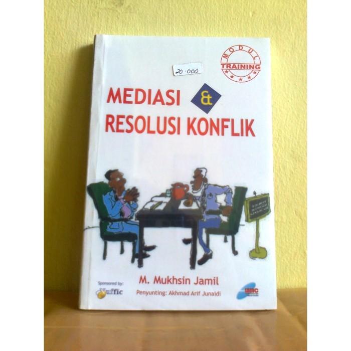 Jual Buku Mediasi Dan Resolusi Konflik Kota Semarang Tk Sumber Hidup Tokopedia