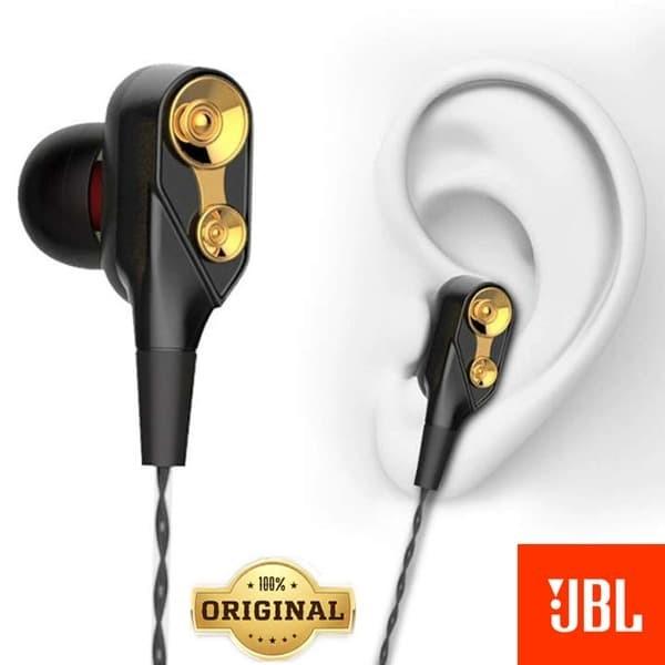 Foto Produk Handsfree JBL Pm05 Ultimate Sport Hight Bass - Headset Earphone - Hitam dari noyi88