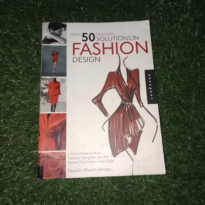 Jual Buku 1brief 50 Designers Solutions In Fashion Design Jakarta Pusat Tbucok Tokopedia