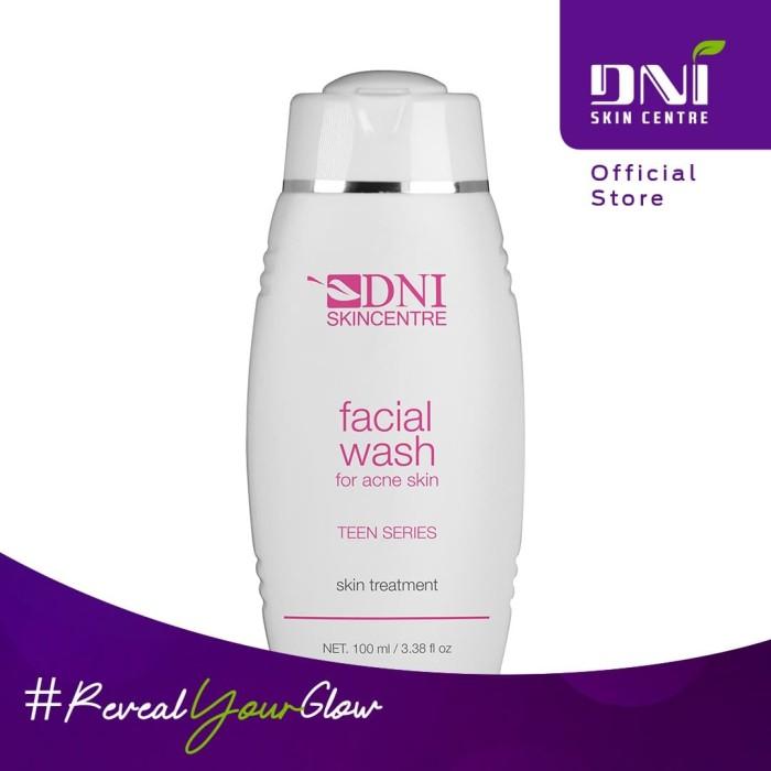 Foto Produk DNI Facial Wash for acne skin (teen) dari dni skin centre
