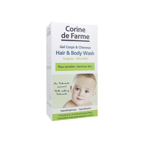 Foto Produk Corine de Farme Hair & Body Wash 250 ML dari Karuna Holistic Wellness