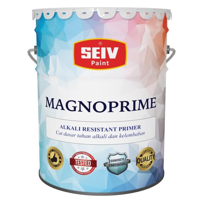 Foto Produk SEIV Magnoprime Cat Tembok Dasar Primer kemasan 20ltr dari SEIV PAINT CENTER