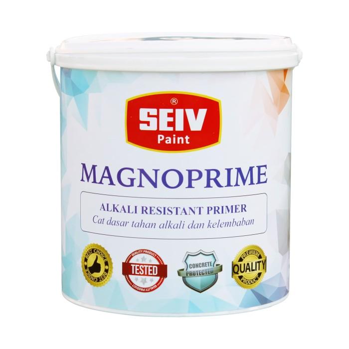 Foto Produk SEIV Magnoprime Cat Tembok Primer kemasan 3,7ltr dari SEIV PAINT CENTER