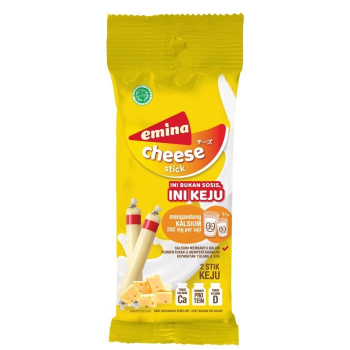 Foto Produk Emina Cheese Stick Rasa Original 2 PCS dari PT PANGAN LESTARI
