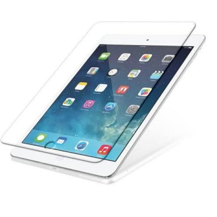 Foto Produk Tempered Glass iPad 9.7 inch Air 1 / 2 iPad 5 \ 6 Pro 9,7 Screen Guard dari GhanimShop