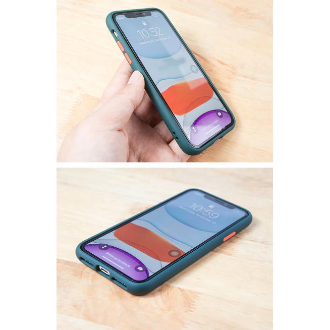Foto Produk SHOCKPROOF IPHONE X, XS, XR, XS MAX AERO HARD COVER CASE - IPHONE X XS dari BJ Shop 88