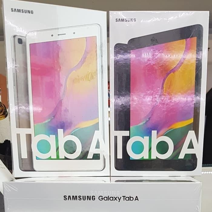 "Foto Produk SAMSUNG GALAXY TAB A 2019 8"" RAM 2 32GB ( T295 ) - Abu-abu dari AURORA PONSEL PMLG"