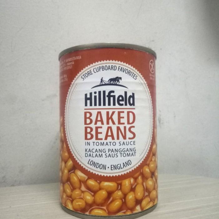 Jual Hillfield Baked Beans Can 400gr Jakarta Selatan Yenzy Tokopedia