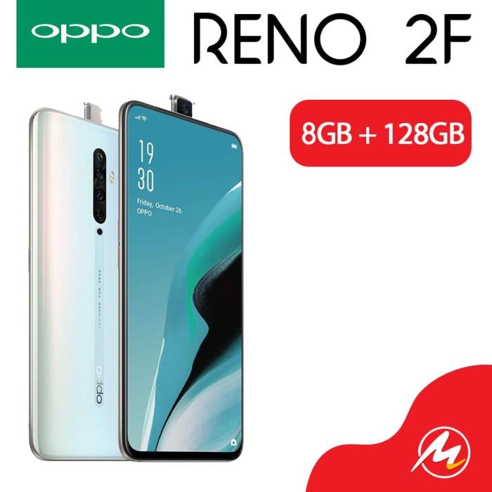 Foto Produk OPPO RENO 2F Smartphone 8GB/128GB - Garansi Resmi dari mochicase_id