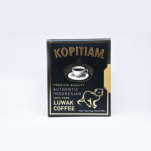 Foto Produk Kopi Luwak Kopitiam (Small) dari KOPITIAM OFFICIAL STORE