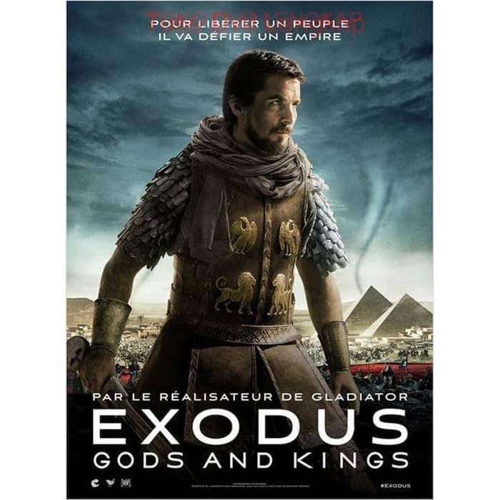 Jual Film Dvd Exodus Gods And Kings 2014 Kab Sukabumi Askashoper Tokopedia