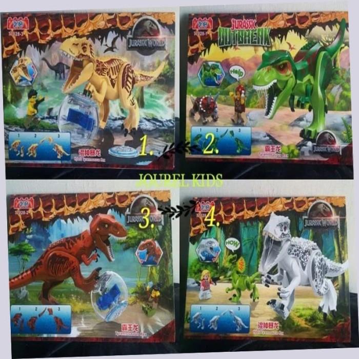 Jual Mainan Lego Anak Dinosaurus Brick Lele Sy Lepin Dinosaur World Kota Tangerang Selatan Sm4rt Home System Tokopedia