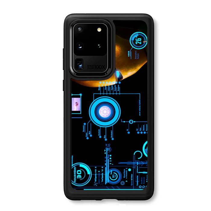 Jual Hardcase Samsung Galaxy S20 Ultra Iron Man 3 Movie Wallpaper X0893 Kota Semarang Infinity Case Store Tokopedia