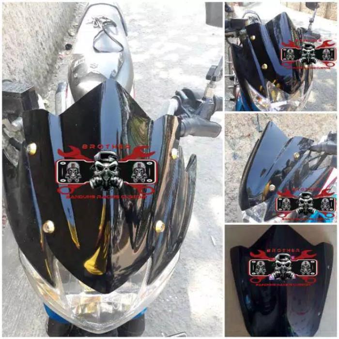 Foto Produk visor satria fu barong 2010-2013 dari BADSECKTORS CUSTOM