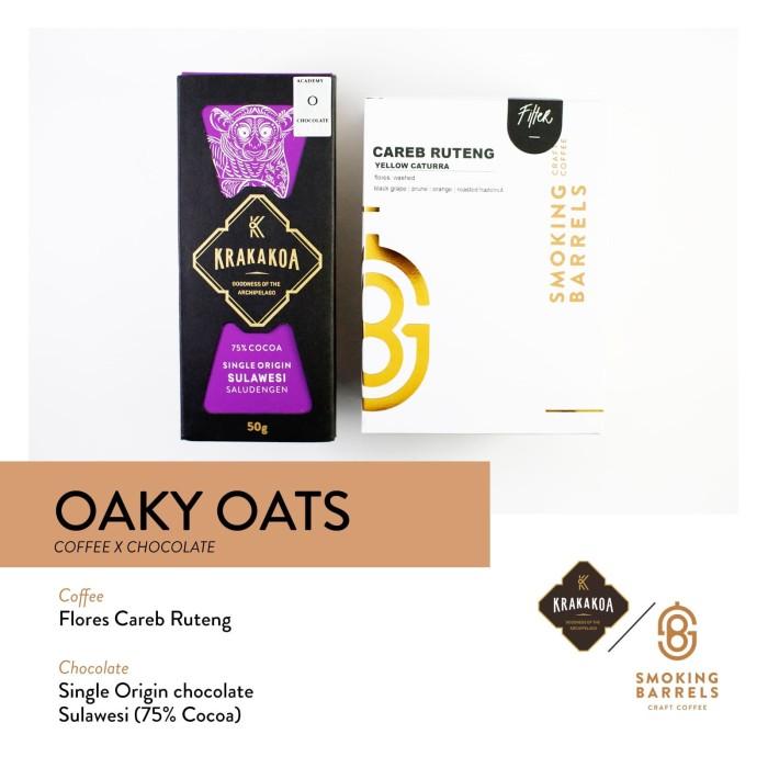 Foto Produk Oaky Oats dari Krakakoa Official