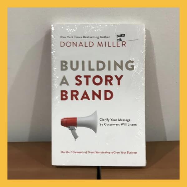 Foto Produk Buku Import Building a Story Brand (Original Paperback) dari Book World