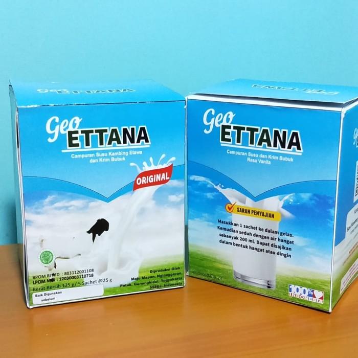 Foto Produk Geo Ettana - Vanila dari chocoindustries