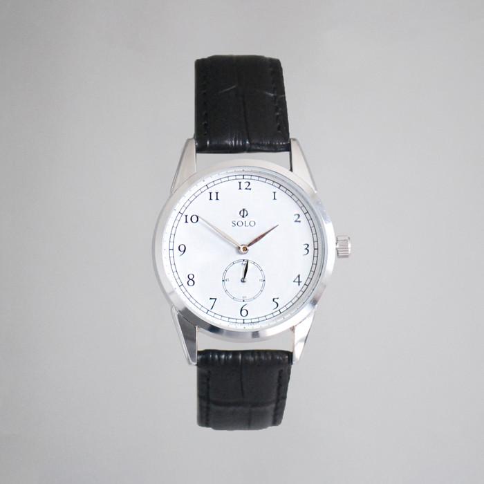 Foto Produk Jam Tangan Solo Timepiece - Hitam dari Solo Timepiece